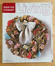 Martha Stewart Living 2002 Christmas Hanukkah Crochet Snowflakes Victorian Decor