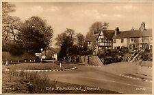 Powick near Worcester. The Roundabout # PWK.1 by Frith.