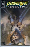 Power Line 1988 series # 2 near mint comic book