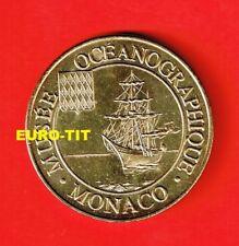 A  SAISIR  MEDAILLE TOURISTIQUE  MONNAIE DE PARIS  MONACO  MUSEE OCEANOGRAPHIQUE