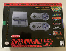 Nintendo SNES Classic Mini Game Console - Gray