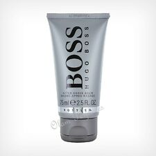 Boss Bottled After Shave Balm 2.5oz 75ml by Hugo Boss * New * Low Shipping
