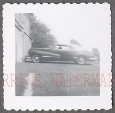 Vintage Car Photo 1947 1948 Oldsmobile Olds Convertible 700270