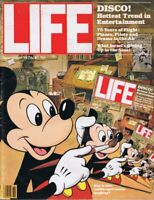 ORIGINAL Vintage Life Magazine November 1978 Mickey Mouse Disney