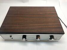 Vintage Realistic Sa-350 Amplifier, Radio Shack- Catalog No. 30-1971 -Rare