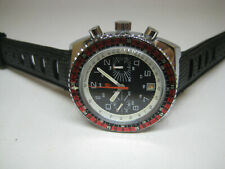 vintage chronograph lip rally new old stock rare.