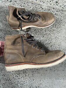 chippewa boots 8.5D