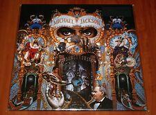 MICHAEL JACKSON DANGEROUS 2x LP HEAVY VINYL 180g AUDIOPHILE REMASTERED EU New
