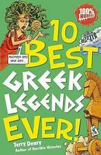 Ten Best Greek Legends Ever-ExLibrary