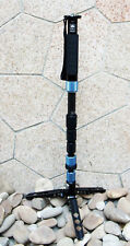 Sirui P-224SR Carbon Fiber Photo/Video Monopod w/ Three Stand Feet USA