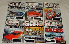 Car Craft Magazine 14 Issues 2012-2013