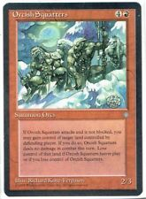 ORCISH SQUATTERS Ice Age MTG Single Red Vintage Magic:The Gathering RARE