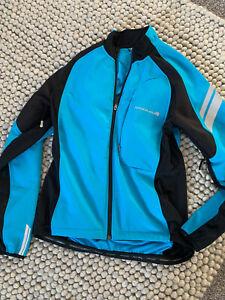 Endura Womens Large Cycling Jacket Vgc