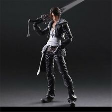 Final Fantasy VIII Play Arts Kai FF8 Squall Leonhart PVC Figure Anime 28cm/11""
