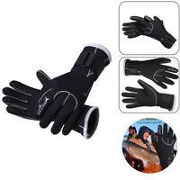 Adult Wetsuit Gloves 3mm Neoprene Winter Swimming Diving Kayak Surf Gloves Tool