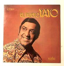 YAYO EL INDIO - EL NUEVO YAYO - LP NEW SEALED .
