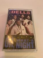 Vtg The Dells Oh What A Night 1991 Cassette Tape