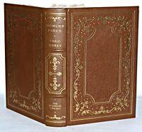 Basic Works - Sigmund Freud - Franklin Library - 1978 - Leather Binding