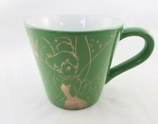 Disney Store Tinkerbell Large Mug - Green