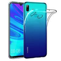 """Huawei P Smart (2019) 6.21"""" POT-LX3 Coque Gel Ultraslim Silicone Ultra Fine Etui"""