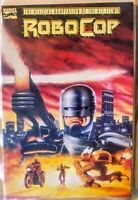 Robocop The Official Adaptation Of The Hit Film TPB Marvel Comics 1987 NM!