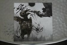 Katatonia - Dead End Kings CD Album signed / autograph / signiert