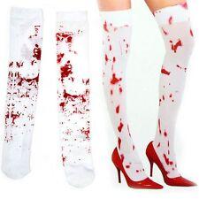 Novelty Nurse Bloody Socks Blood Stockings Cosplay Performance Props Halloween