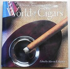 Cigar Aficionado's World of Cigars 1996 Marvin Shanken book buch
