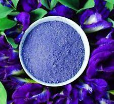 ORGANIC Thai Farfalla Pea fiori in polvere, Tè allentato, la colorazione degli alimenti 10g