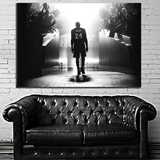 Poster Wall Mural Kobe Bryant Basketball 40x58 inch (100x147 cm) on 8mil Paper