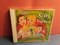 Kidzup: Sing Together (CD, 2007, Kidzup< Children's)