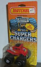Matchbox Super Chargers DOC CRUSH Mosc New Monster Truck