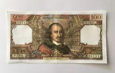 Billet 100 Francs Corneille 1979