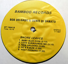 DENNIS WILSON of  BEACH BOYS as Bob Delgado & Denis Di Danato Shore Leaves LP