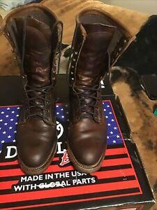 Mens Double H Cowboy Boots SZ 10.5 2E