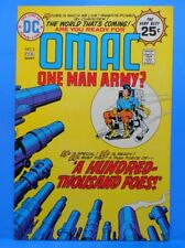 OMAC (One Man Army...Corps) #3 of 8 1974/1975 DC Comics JACK KIRBY-w,a,c,e