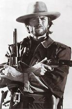 (LAMINATED) CLINT EASTWOOD DIRTY HARRY POSTER (61x91cm)  PICTURE PRINT NEW ART