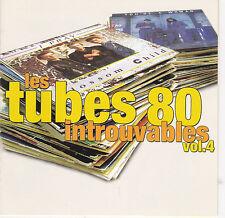2 CD INTROUVABLES 80 VOL4 38T CORLEY/SHONA/WILLER/GAZEBO/ZAAK/KOTO/FERRY/STEVENS
