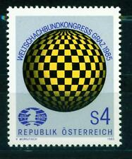 Austria Graz World Chess Congress 1985 MNH