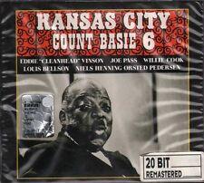 BASIE COUNT - KANSAS CITY 6   - CD NUOVO SIGILLATO