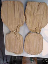 77-87 BMW 7 series sedan seat covers