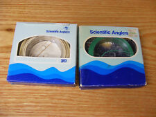 2 Boxes Vintage Air Cel Fly Line in Boxes Scientific Anglers Floating