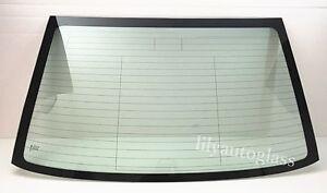 Fits 2006-2011 Honda Civic 4D Sedan Rear Back Window Glass Heated w/ Antenna