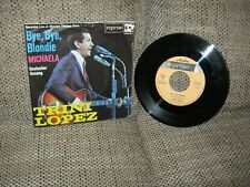 Trini Lopez-Bye,Bye,Blondie/Michaela-Dutsch gesungen1964-10646Vinyl und Cover+++