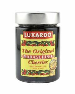 Luxardo Maraschino Cherries in Syrup 400g Jar