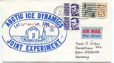 1972 Arctic Ice Dynamics Joint Experiment Barrow Alaska Polar Antarctic Cover