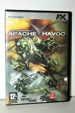 APACHE HAVOC GIOCO USATO OTTIMO STATO PC CDROM VERSIONE ITALIANA RS2 39635