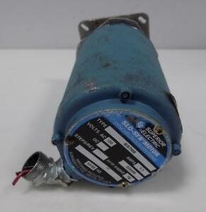SUPERIOR ELECTRIC 120VAC 1.1A 72RPM SLO-SYN SYNC/STEPPING MOTOR SS700