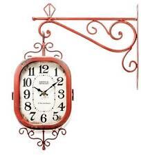 NWT The Amelie Handmade Rustic Wall Clock