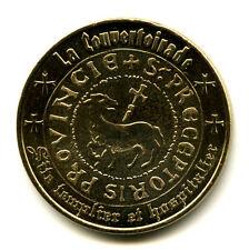 12 LA COUVERTOIRADE Agnus Dei, 2010, Monnaie de Paris